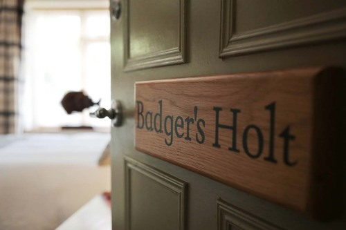 Badger's Holt Room
